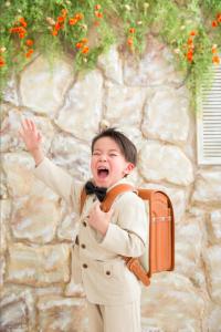 【旭川店】お客様紹介*入学撮影に来てくれたてっせいくん**