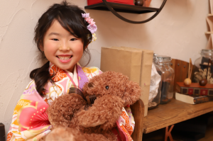 音楽が好きなお子様!!「Lalala」スタジオ☆でご入学ご卒園のお写真はいかがですか?