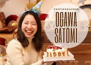 《札幌東店フォトグラファー紹介》OGAWA SATOMI ☆