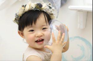 【後編】現役ママカメラマンが教えます☆1歳のお誕生日☆に笑顔を写真に残すワンポイントアドバイス!!