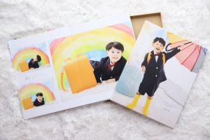 【CHECK!】ぱれっとオリジナルデザインアルバム「CHARMEアルバム」のご紹介♡