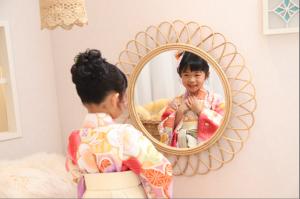 「fuwa fuwa」スタジオ☆入学・卒園記念でお越しの「ゆづきちゃん」のお写真ご紹介!
