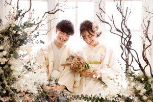 【旭川店】フォトウェディングをご検討の花嫁様、花婿様へ* *今月ものこりわずか!!3月は和婚キャンペーン!