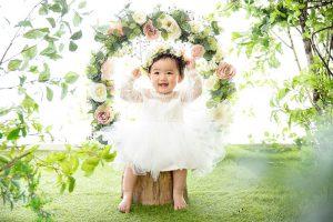 赤ちゃんが誕生してからの1年間は記念日がたくさん!!@写真工房ぱれっと函館店