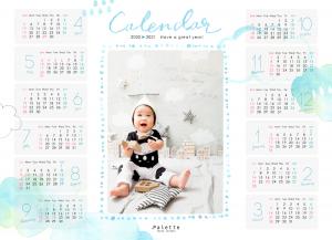 【旭川店】Baby撮影でA4カレンダーをプレゼント☆その他にも3月は特典がいっぱい!