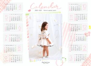 【旭川店】卒園・入学記念写真3月のキャンペーン☆*.嬉しい追加特典のA4カレンダープレゼントも!