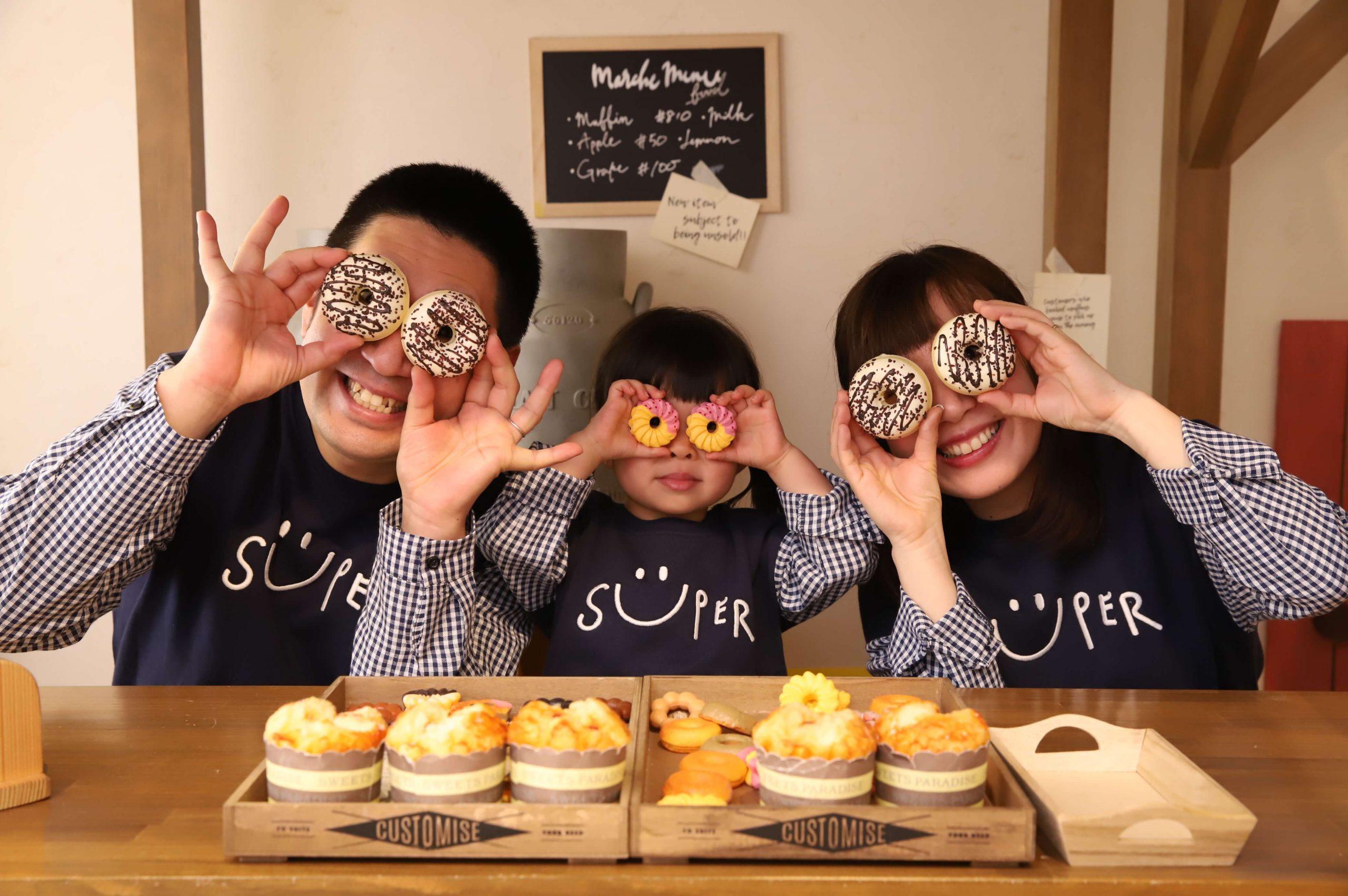 札幌西店の家族撮影はどんな雰囲気で撮れる??スタジオ毎のオススメスポット徹底解説!【Part.2】