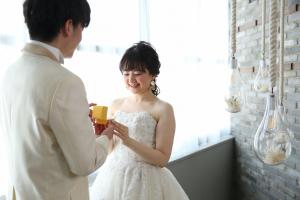 ぱれっと新スタジオお客様Report Part.2!まるで結婚式…挙式披露宴スタイルが楽しめるスタジオをご紹介!