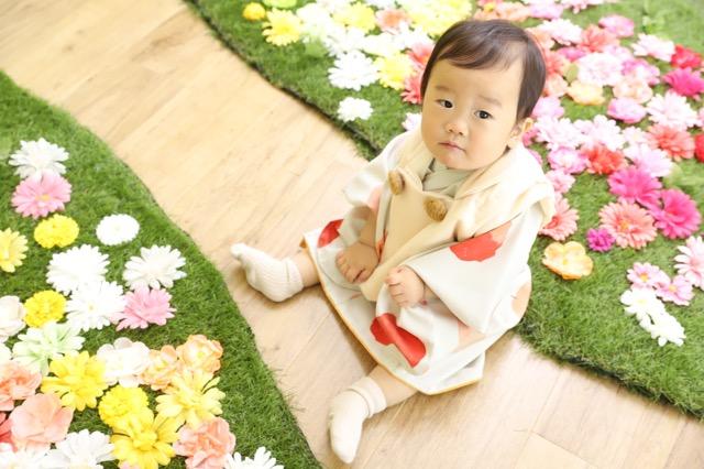 ぱれっと札幌西店の赤ちゃん写真