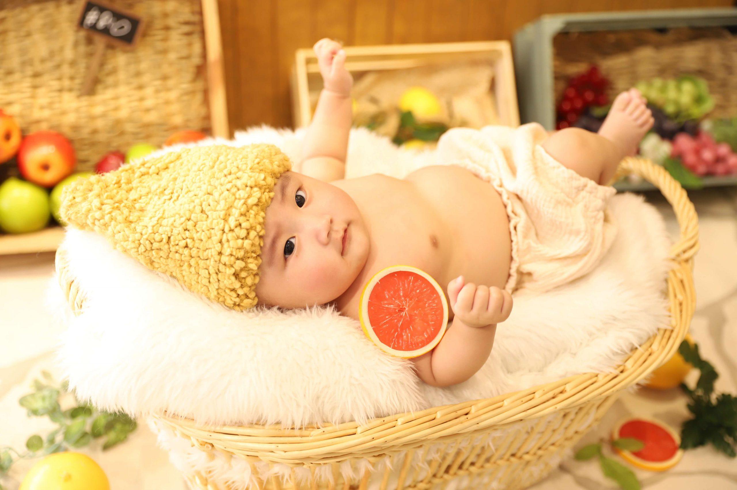 【BABY】札幌西店ならでは!フルーツ×スタジオのコラボレーション☆