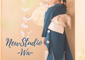ついにビジュアル登場!新スタジオ「和-wa-」ビジュアル初公開.*