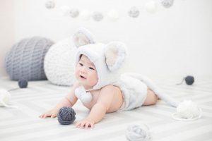 【サッポロファクトリー店】赤ちゃんの撮影を楽しむためのポイント!!