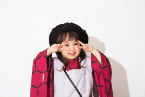 【2020最新】函館写真スタジオ ぱれっと函館北斗店 3歳女の子 七五三着物ご紹介!
