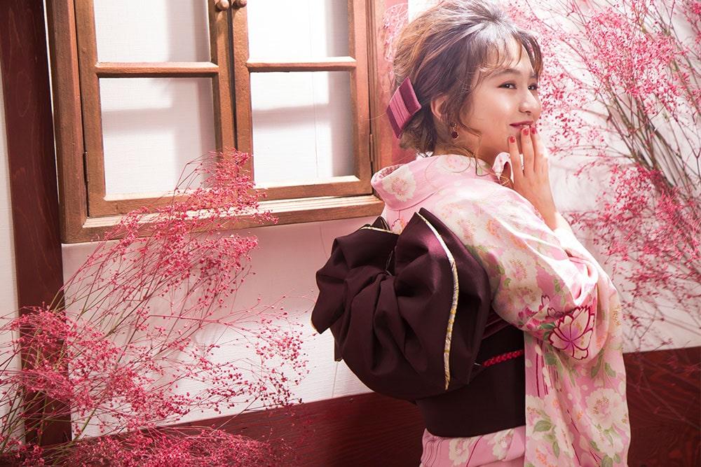 札幌のおしゃれ成人記念写真