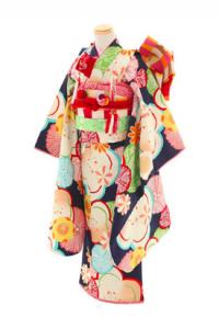 函館北斗店の7歳女の子着物人気ナンバー5