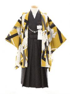 2.3歳男の子羽織袴