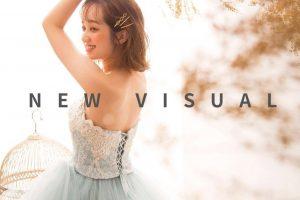 【ハコダテハタチ】ご成人のドレスの撮影はこのスタイルで決まり!新作スタイル登場!