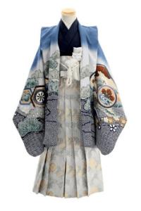 4.5歳男の子羽織袴
