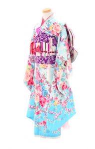 函館北斗店の7歳女の子着物人気ナンバー4