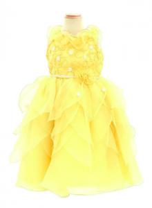北斗店の3歳女の子ドレス