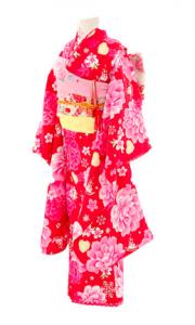 函館北斗店の7歳女の子着物人気ナンバー3