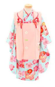函館北斗店の3歳女の子着物人気ナンバー4