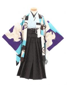 3.3歳男の子羽織袴