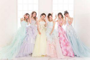 成人撮影♡新作ドレス入りました!函館北斗店