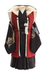 5.5歳男の子羽織袴