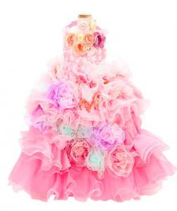函館北斗店の3歳女の子ドレス人気ナンバー2