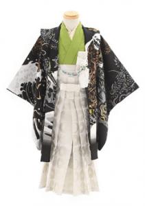 1.5歳男の子羽織袴