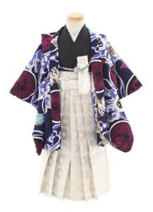 1.3歳男の子羽織袴
