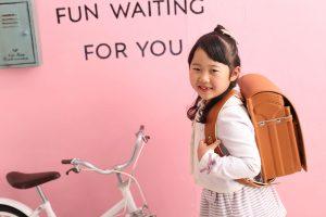 *お客様紹介*入学記念の撮影に来てくれたあまねちゃん!@ぱれっと函館店