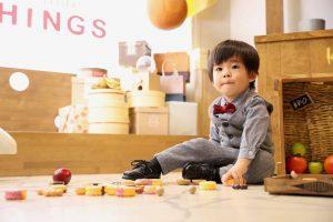 2歳記念でお越しの「りゅうのすけくん」のお写真紹介!