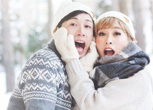 北海道ならではの冬の人気のロケーションフォトもお得に!10月キャンペーンも残り4日.*