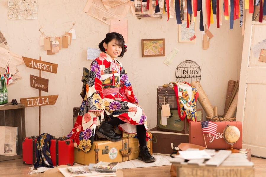 ハーフ成人式プラン | 札幌、旭川、帯広、函館の写真工房ぱれっと
