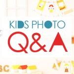 子供撮影の疑問