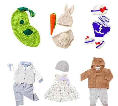 baby衣装