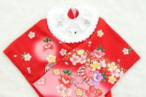 【百日おめでとう♡】札幌西店では着物をどのように撮影しているのかご紹介♪