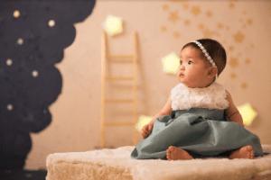 【旭川店】初めてのスタジオ撮影☆写真館で赤ちゃんの撮影をする時の疑問を解消!