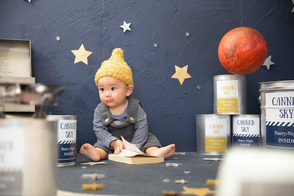 サッポロファクトリー店の赤ちゃん写真