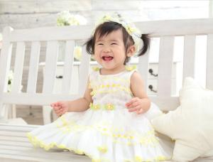 1歳のお誕生日の撮影に来てくれた☆いとちゃん☆をご紹介♪【函館北斗店】