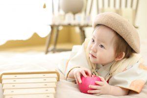 【帯広店】お客様紹介☆帯広店で1歳のお誕生日記念を撮影されたあかりちゃんの紹介☆