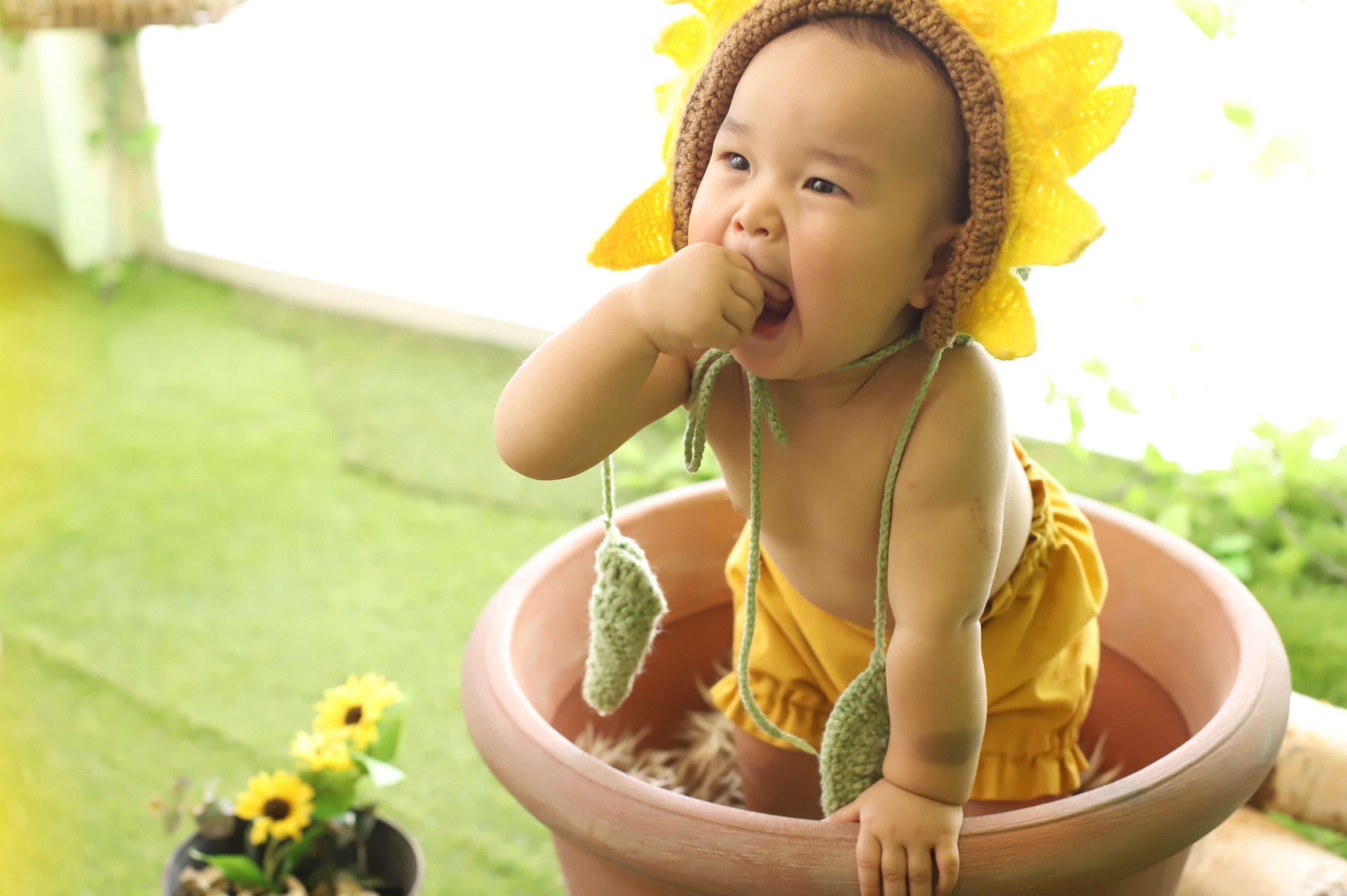 1歳記念でお越しの「ようすけくん」のお写真紹介!