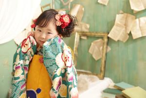 【サッポロファクトリー店】七五三でお越しの「ひよりちゃん」のお写真紹介!