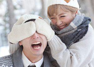 北海道ならではの冬の人気のロケーションフォトが大人気!その魅力をお伝え致します.*