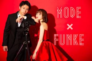 【ファクトリー店】ブライダルNewビジュアル登場!!〝MODE×FUNKY〟RED ver.登場!