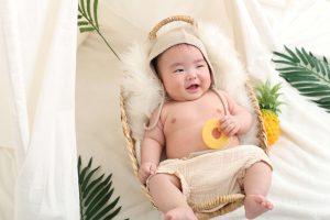 *お客様紹介*100日の記念撮影に来てくれたりんたくんをご紹介!@ぱれっと函館店