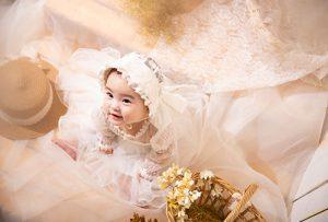 【ファクトリー店】ベビー百日・1歳人気お衣装のご紹介♪《女の子》