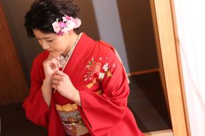 【お客様Report】振袖2着で撮影をしてくれたお客様をご紹介.*